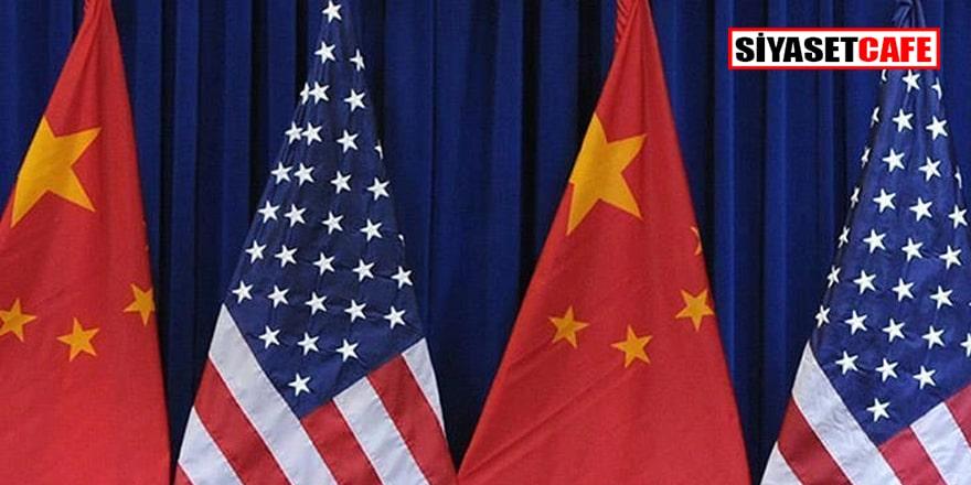 ABD'yle Çin arasında sevindirici imza