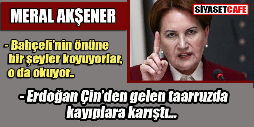 Meral Akşener Cumhuriyet gazetesine konuştu...