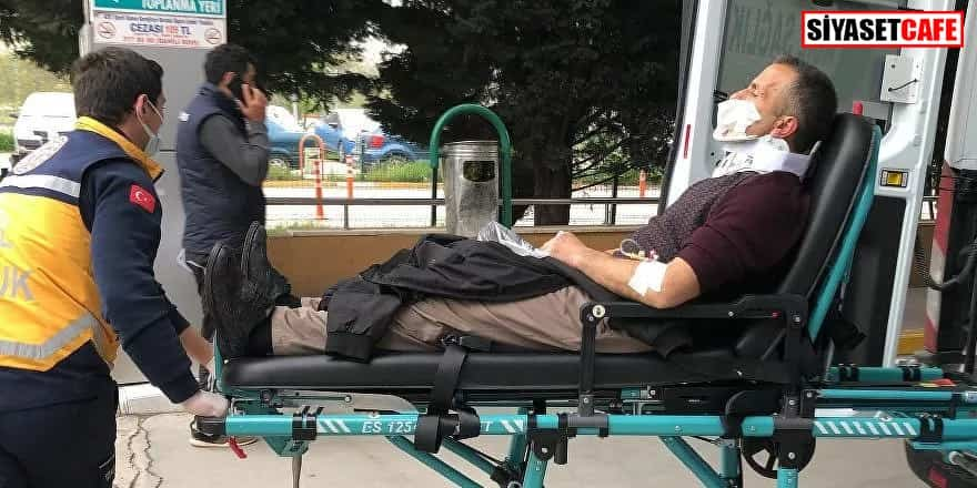 Kocaeli'de silahlı kavga: 2 kişi vuruldu