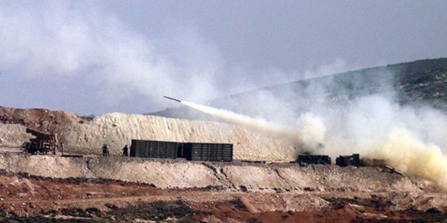 Irak'ta ABD askerlerine roketli saldırı