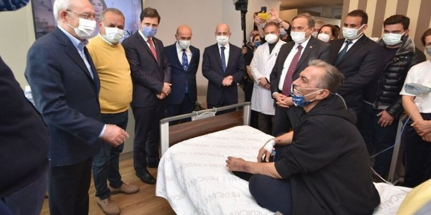 Torbalı'nın CHP'li  Belediye Başkanı İsmail Uygur hayatını kaybetti
