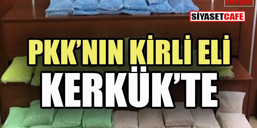 PKK Kerkük gençlerini uyuşturucuya alıştırıyor!