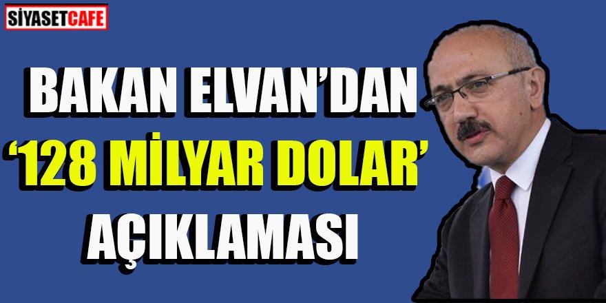 Bakan Lütfi Elvan'dan gündeme dair açıklamalar