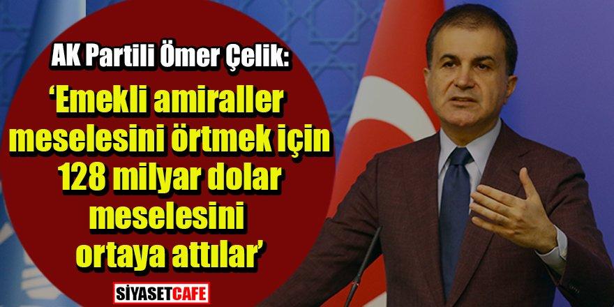 AK Partili Ömer Çelik'ten çok önemli açıklamalar