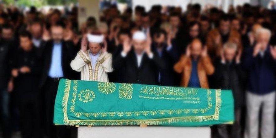 Camide cenaze namazı yasaklandı