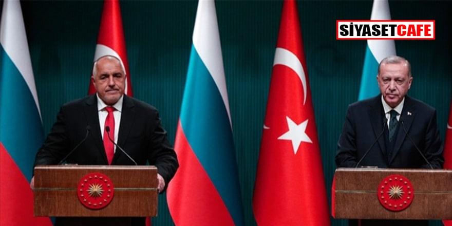 Cumhurbaşkanı Erdoğan'dan Borisov'a seçim tebriği