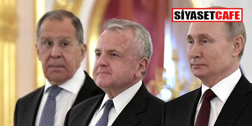 ABD'nin Moskova Büyükelçisi Washington'a çağrıldı!