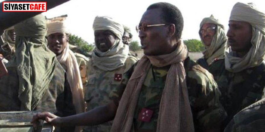 Çad Cumhurbaşkanı cephede hayatını kaybetti