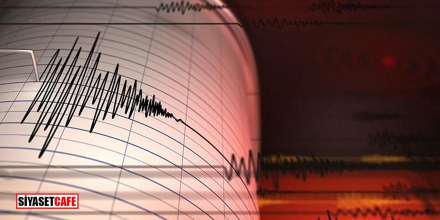 Aynı yerde 601 kişi ölmüştü! Van'da korkutan deprem