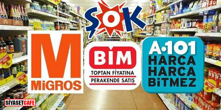 8 Mayıs 2021 BİM, A101, ŞOK, Migros marketleri açık mı, kaça kadar?