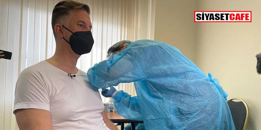 Almanya'da yanlışlıkla 5 doz aşı yapılan kişi hastaneye kaldırıldı