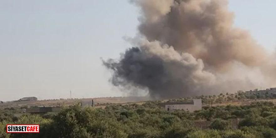 PKK'dan Afrin'de alçak saldırı! Sivilleri vurdu