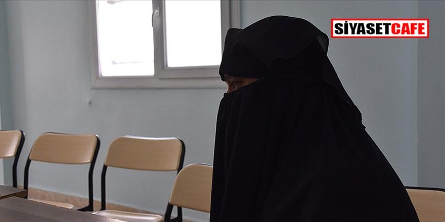 Yakalanan canlı bomba YPG/PKK'lı teröristlerin tecavüz ettiği 17 yaşındaki kız çıktı