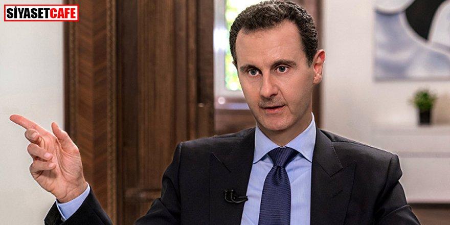 Esad Suriye'de genel af çıkardı