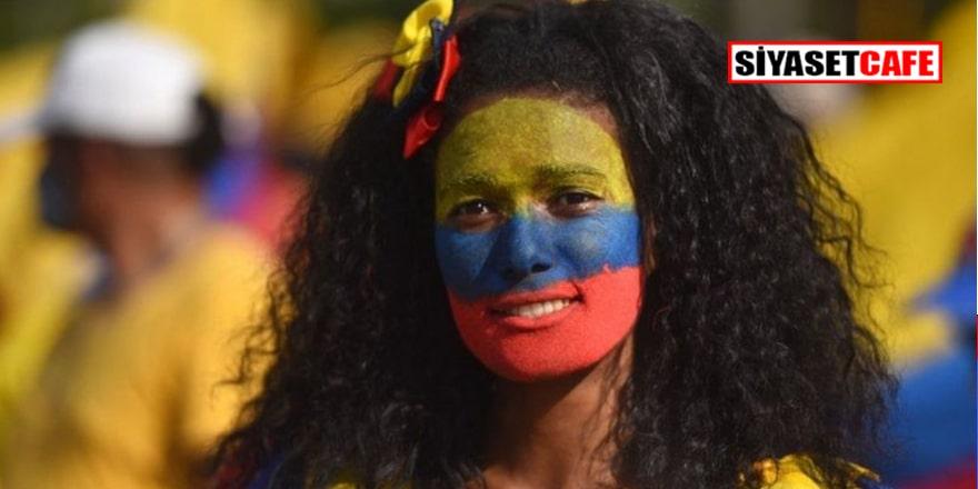 Kolombiya'da vergi reformu kitlesel protestolar sonucu geri çekildi