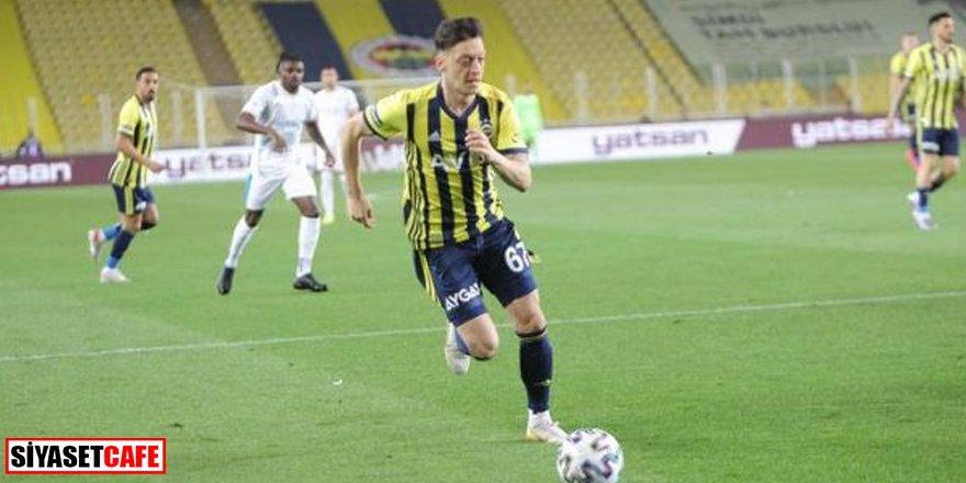 Kadıköy'de galibiyet: Fenerbahçe 3-1 Erzurumspor