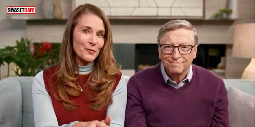 27 yıldır evli olan Bill Gates ve eşi Melinda Gates boşanıyor