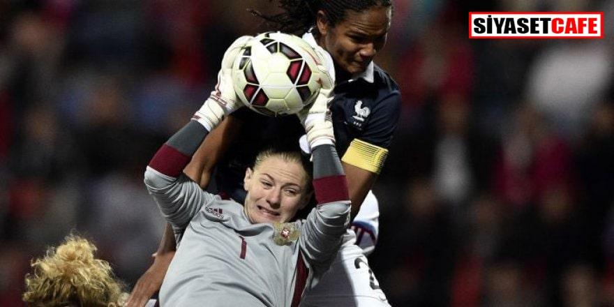 Kadın milli kaleci: Kadın futbolcuların maçlardan önce seks yapması normal