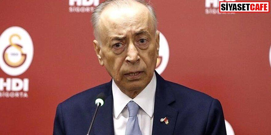 Galatasaray Başkanı Cengiz'den flaş adaylık açıklaması