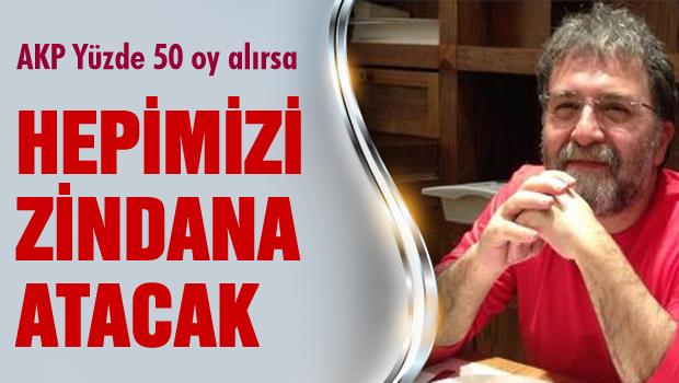 AKP Yüzde 50 oy alırsa...!