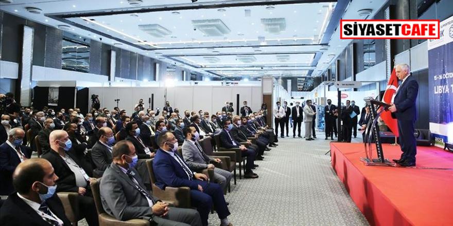 Türk müteahhitlerden Libya'ya çıkarma