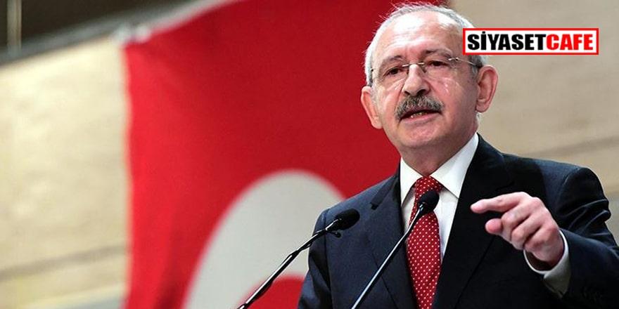 Kemal Kılıçdaroğlu'ndan Mescid-i Aksa açıklaması