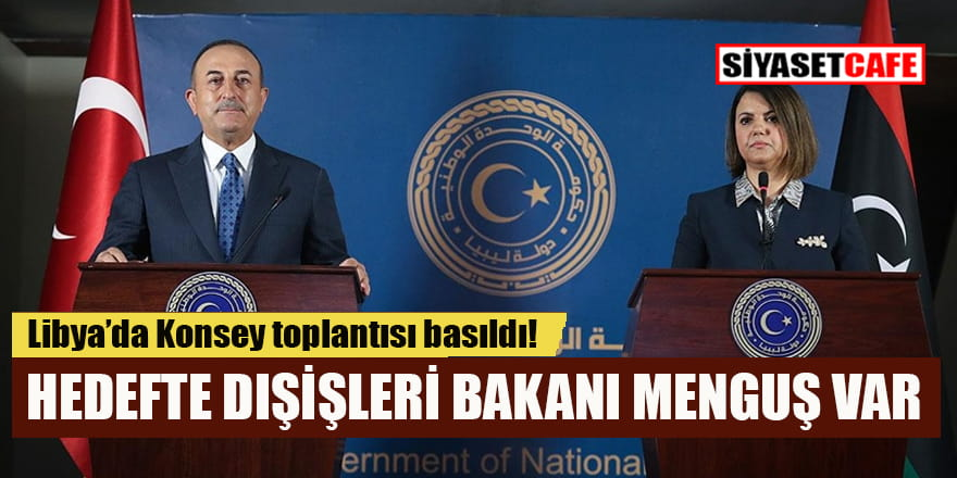 Libya Dışişleri Bakanı Menguş'un sözlerine tepki