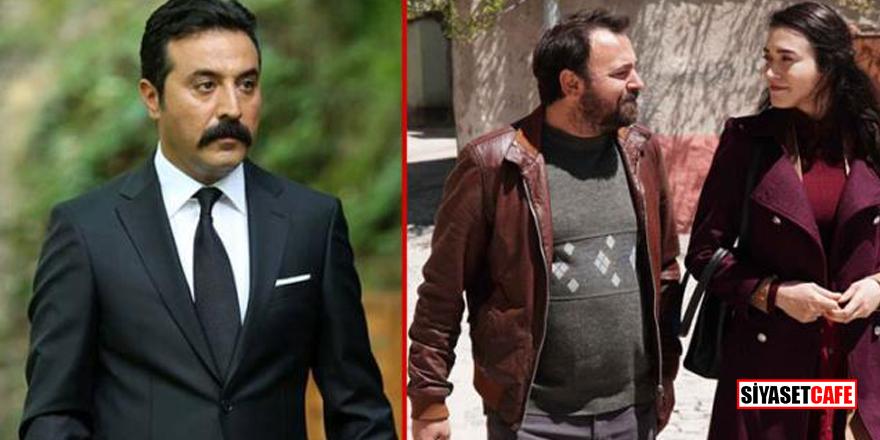 Mustafa Üstündağ, eski eşinin rol arkadaşını tehdit etti
