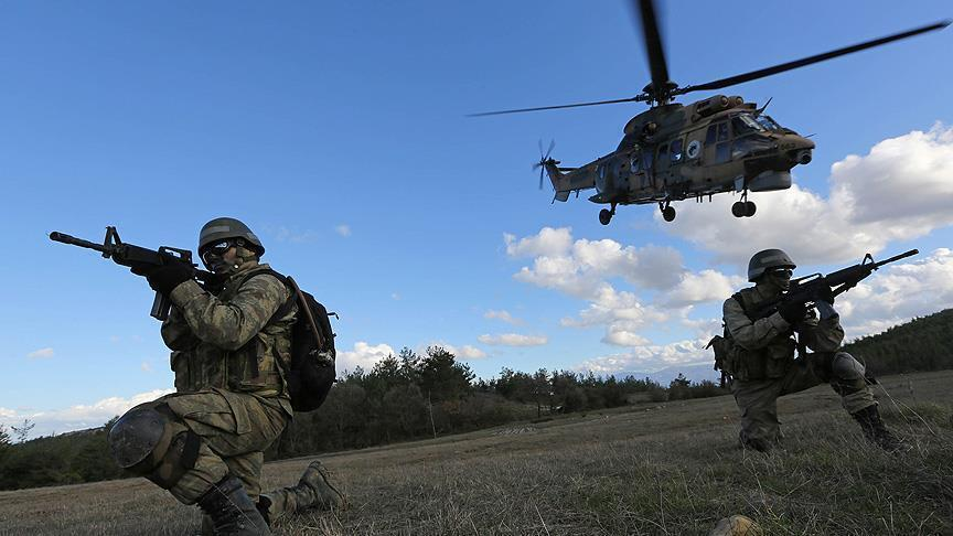 TSK ve MİT'ten PKK'ya ortak operasyon