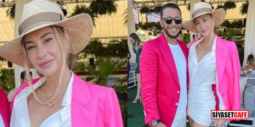 Şeyma Subaşı, Mısırlı sevgilisi Mohammed Al Saloussi ile evleneceğini duyurdu!