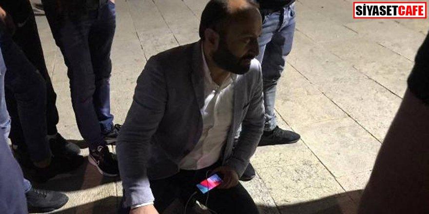 Türk haberci İsrail polisinin saldırısına uğradı
