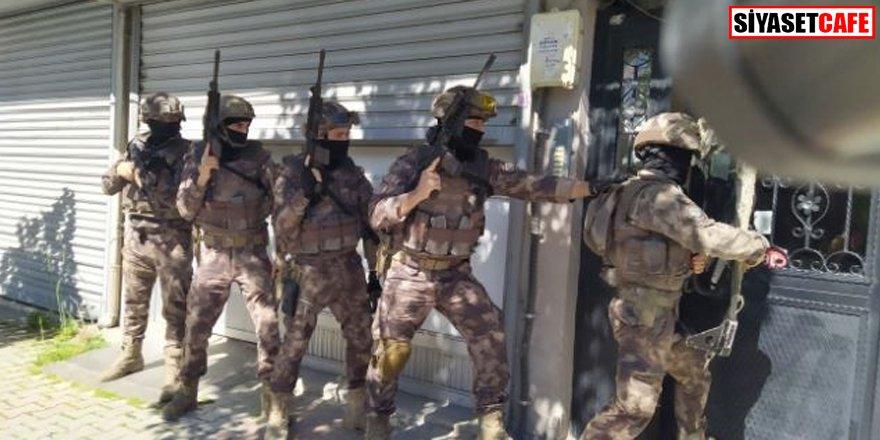 İstanbul'da lüks rezidanslara operasyon: Çok sayıda gözaltı