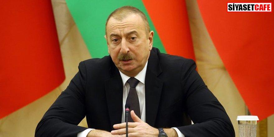 Aliyev duyurdu: Yarın Şuşa'da Bayram Namazı kılınacak