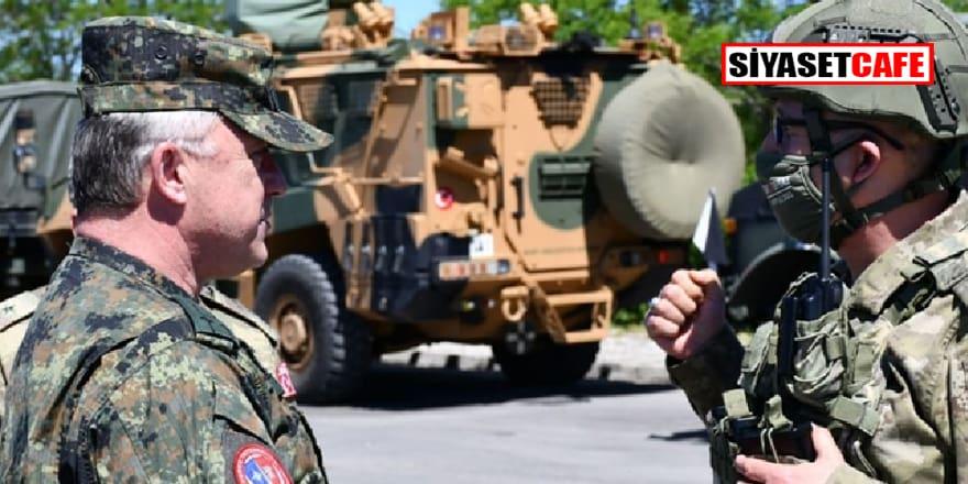 Türk Askeri Bulgaristan'da!