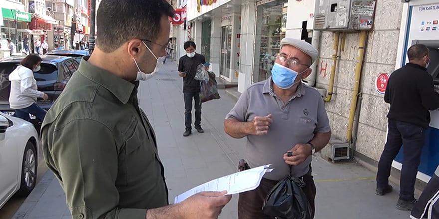 'Pişmiş tavuk almaya gidiyorum' dedi 4 bin lira cezadan kurtulamadı