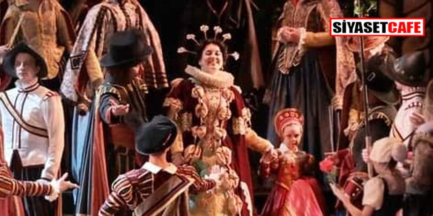 Başkurt Opera ve Bale Tiyatrosu'nda Don Kişot prömiyerine büyük ilgi