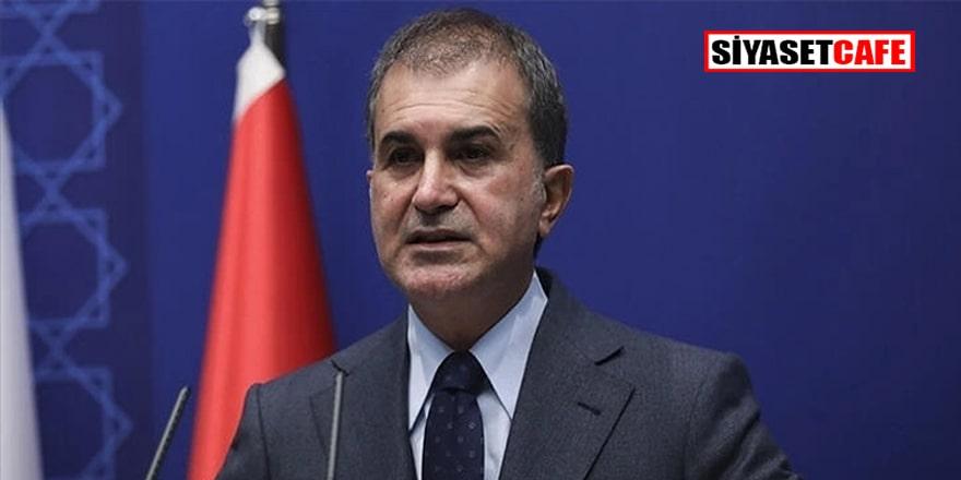 AK Parti Sözcüsü Çelik'ten Frankfurt'ta Türk vatandaşına yönelik polis şiddetine tepki