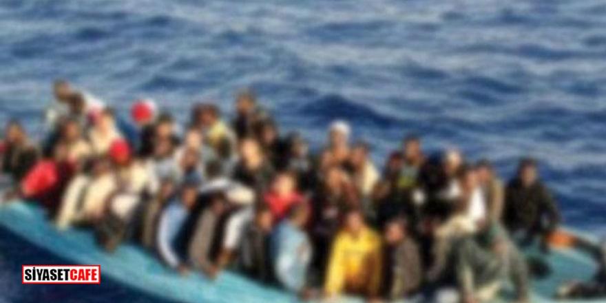 Tunus açıklarında batan gemide 57 göçmen hayatını kaybetti!