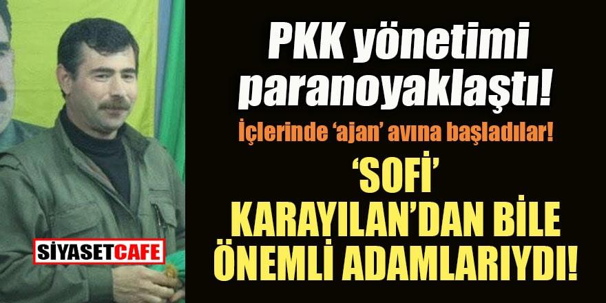 PKK'da Sofi Nurettin paniği: Karayılan'dan bile önemliydi!