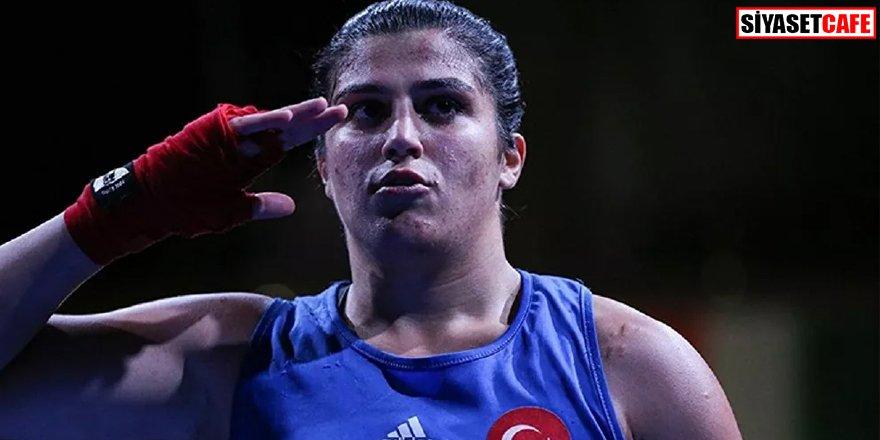 Türk boksör Fransa'da altın madalya kazandı