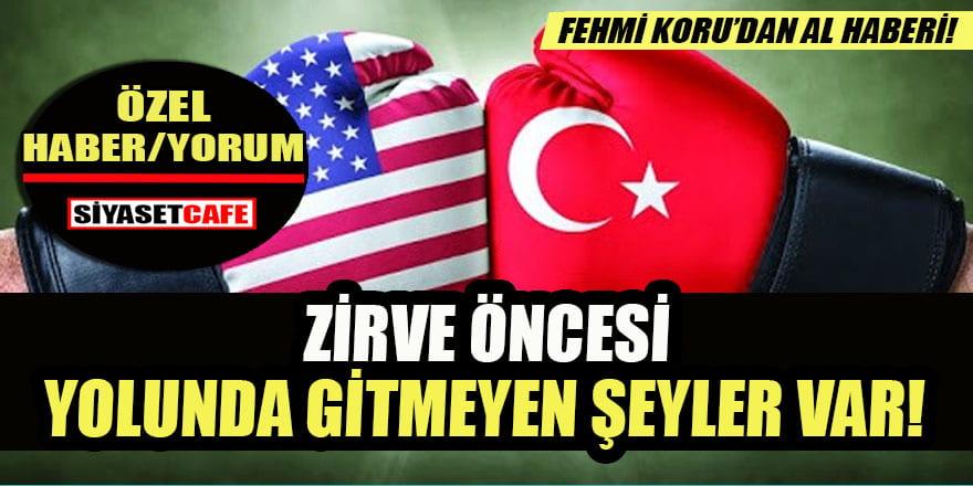 Erdoğan-Biden zirvesi yaklaştı manzara tuhaflaştı: Bu işte başka bir iş var…