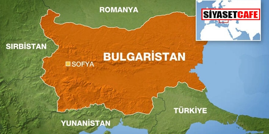 Bulgaristan'da savaş uçağı düştü tatbikata ara verildi