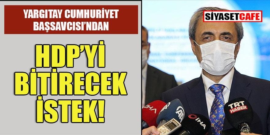 451 HDP'li hakkında 'siyasi yasak' isteniyor!