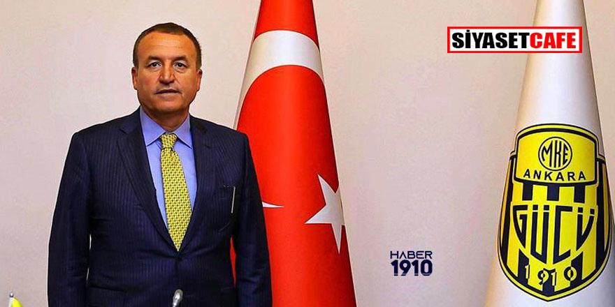 MKE Ankaragücü başkanı olan Faruk Koca: 1 ay içinde 90 milyon lira para bulmak zorundayız
