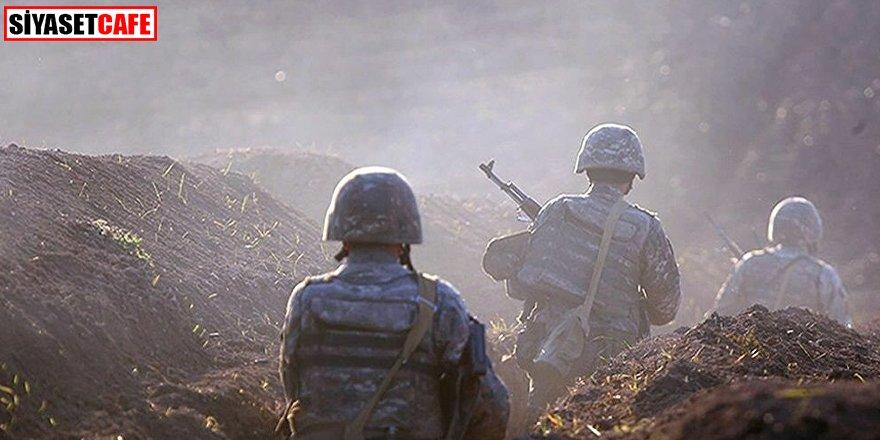 Sınırda gerginlik: Ermenistan askerleri Azerbaycan askerlerine ateş açtı