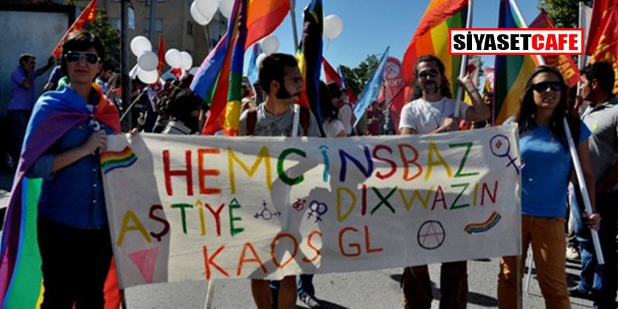 Eşcinsellerin derneği Akit'i hedef aldı!