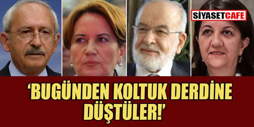 Gazeteci Orhan Karataş'tan muhalefet için ilginç iddia