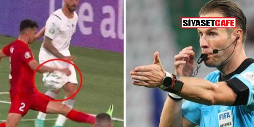 Hakem neden penaltı demedi? Olayın perde arkası ortaya çıktı