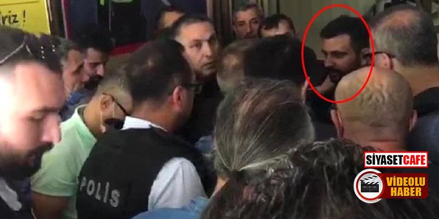 Rahat tavırları hayrete düşürdü! İşte HDP saldırganı ile polisin ilk diyaloğu
