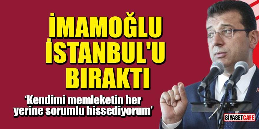 İmamoğlu'nun Cumhurbaşkanlığı Adaylığı için çalıştığı iddia edildi!